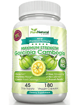 Pure Natural Labs Garcinia Cambogia Review