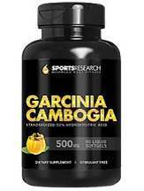 Sports Research Garcinia Cambogia Review