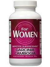 Epic Nutrition For Women Garcinia Cambogia Review